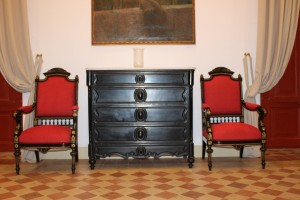 Cadires restaurades