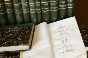 Obres de Lord Byron