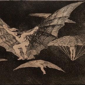 Els Disparates de Goya tornen a la Masia d'en Cabanyes