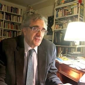 Francesc Fontbona obre el nou cicle de visites temàtiques a la Masia d'en Cabanyes