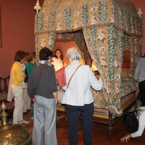 Aquest dissabte visita temàtica sobre els orígens i originalitats dels mobles de la Masia d'en Cabanyes