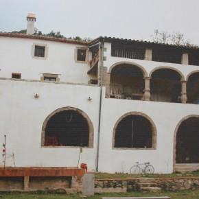 Un dels models arquitectònics de la Masia d'en Cabanyes: la masia catalana