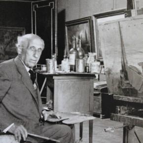 El taller del pintor Alexandre de Cabanyes