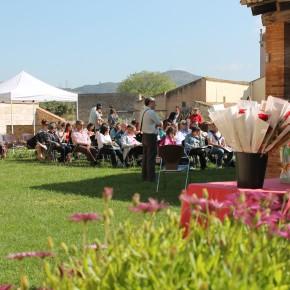 Diada de Sant Jordi a la Masia d'en Cabanyes