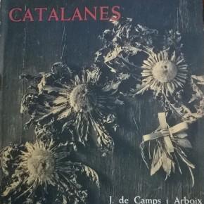 """La Masia d'en Cabanyes a l'obra """"Les cases pairals catalanes"""" de J. de Camps i Arboix i F. Català Roca"""
