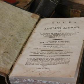 La família Miret de Cabanyes dóna 238 llibres a la biblioteca de la Masia d'en Cabanyes