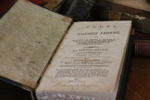 Llibres de la Masia d'en Cabanyes