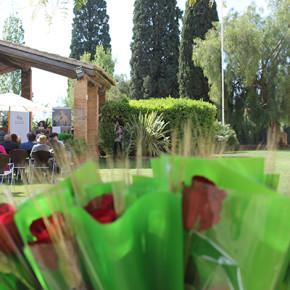 Diada de Sant Jordi 2016 a la Masia d'en Cabanyes