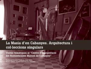 Portada llibre La Masia Cabanyes arquitectura