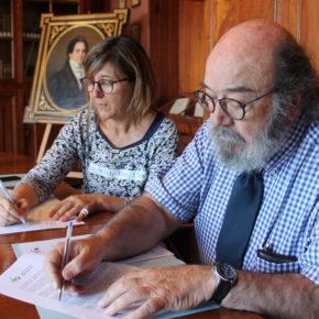 El Consell Comarcal i l'Associació Musical Eduard Toldrà treballaran conjuntament per a la promoció de la cultura musical i el patrimoni del Garraf