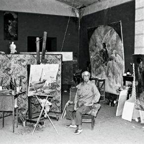 Noves fotografies de la Masia d'en Cabanyes  i del pintor Alexandre de Cabanyes