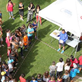 Activitat 5: Cultura i esport a la Masia d'en Cabanyes