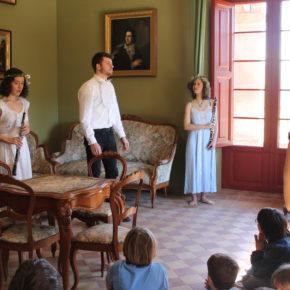 Tornen les activitats familiars a la Masia d'en Cabanyes