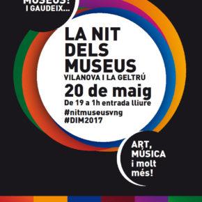 Dissabte 20 de maig se celebra la Nit dels Museus