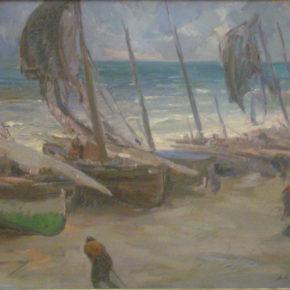 Alexandre de Cabanyes, pintor de paisatges.