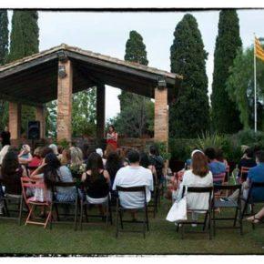 Els Jardins de la Masia d'en Cabanyes acullen la presentació del llibre Perdidas de Silvia Aparicio