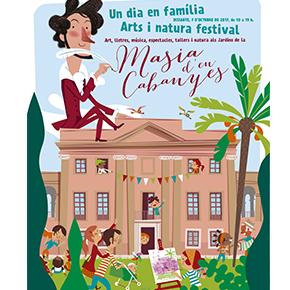 """Torna """"Un dia en família, arts i natura festival"""" Arts, lletres, música, espectacles, tallers i natura als jardins de la Masia d'en Cabanyes"""""""