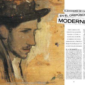 """""""La captura de l'instant"""" i """" L'entorn perpetuat"""" a L'Avenç, El Temps i Descubrir el Arte"""