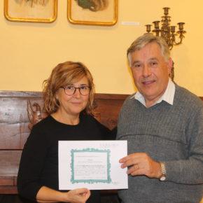 El Consell Comarcal del Garraf lliura a Càritas Interparroquial de Vilanova i la Geltrú la recaptació de l'Arts i Natura Festival