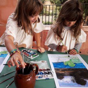 Pintura, paisatge i natura, gaudiu d'un cap de setmana amb propostes familiars al CIRMAC