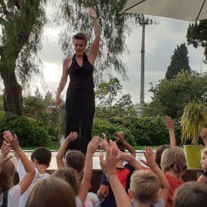 L'Arts i Natura Festival recull 900 euros en benefici del centre de recerca del càncer infantil de l'Hospital Sant Joan de Déu