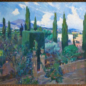 Museus a casa: El Jardí del Poeta Cabanyes per pintar
