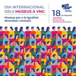 Els museus de Vilanova volem estar amb tu!