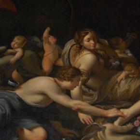 AVUI PARLEM:  Venus i Adonis a la col·lecció pictòrica de la Masia Cabanyes