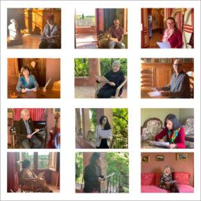 12 poemes del Romanticisme i 12 Poetes contemporanis
