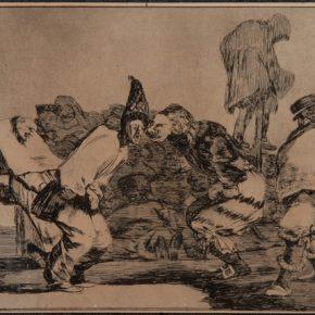 """DISPARATE DE CARNAVAL"" de Francisco de Goya"