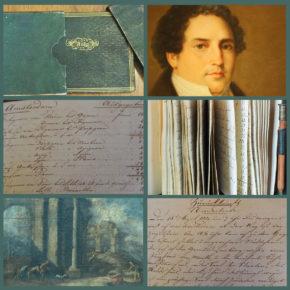 Josep Anton de Cabanyes al Grand Tour. El Carnet de Viatge per Holanda, Anglaterra, França, Suïssa i Itàlia (1816 i 1824)