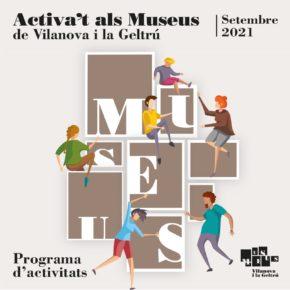 Activitats de setembre als Museus de Vilanova i la Geltrú