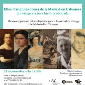 Elles.Parlen les dones de la Masia d'en Cabanyes