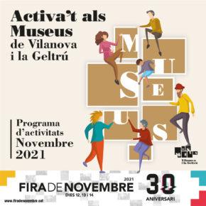 Activitats de novembre als Museus de Vilanova i la Geltrú